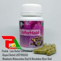 LHIFORHAID Herbal Obat Melancarkan & Meredakan Nyeri Haid
