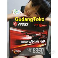 Motherboard MSI B350M Gaming Pro Ryzen