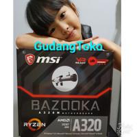 Motherboard MSI A320M Bazooka Socket AM4