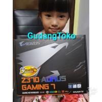Motherboard GIGABYTE Z370 AORUS GAMING 7
