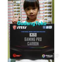 Motherboard MSI B360 Gaming Pro Carbon