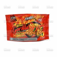 Ramen Gorilla Yamie Kari Super Pedas Mie Goreng Instan Instant Samyang
