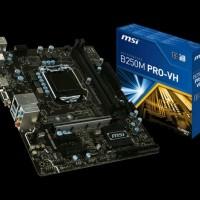 MSI B250M-Pro VH LGA1151 B250 DDR4 by WPG Motherboard Diskon