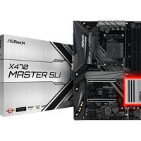 ASROCK X470 MASTER SLI - [AMD AM4]