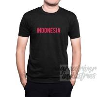 kaos jersey bola negara indonesia