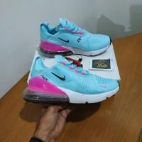 Sepatu Nike Airmax Air Max 270 Blue Pink Premium Original