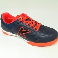 Beli Sekarang Sepatu Futsal Kelme Original Land Precision Navy/Red New