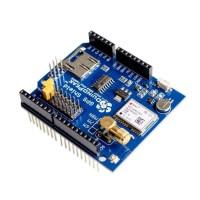 [3-A6] GPS Shield Duinopeak ublox Neo6 Neo-6m neo-6m-0-001 For Arduino