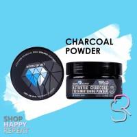 Denta Secret Pemutih Gigi ORIGINAL USA - Dengan Charcoal / Arang Alami
