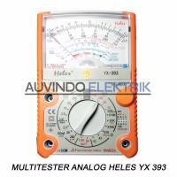 Multimeter Analog HELES YX-393 Avometer YX393TR MULTI TESTER JARUM