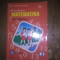 buku cerdas berhitung MATEMATIKA KLS 3 SD PENERBIT BSE