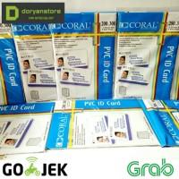 Kertas PVC untuk ID Card A4 Coral (Isi 5 Lembar)