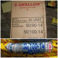 Paket Ban Swallow Uk 50 100 Ring 14 Plus Ban Dalam