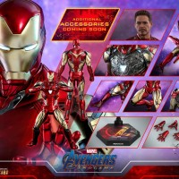 DP Hot Toys Iron Man Mark 85 End Game / Ironman MK 85 Endgame MMS 528
