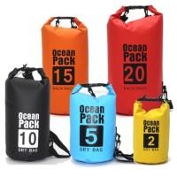 `Promo Dry Bag 5L 10L 20L ( Ocean Pack )