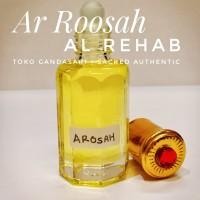 Bibit Parfum AL REHAB AR ROOSAH 12ml rosah rusah wangi arab non alkoho