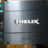 Helix D One amplifier car audio mobil