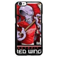 NHL Cartoon Mascout Detroit Red Wings L2081 Casing Custome OPPO F3