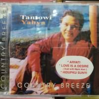 CD TANTOWI YAHYA - Country Breeze (Original/Baru)