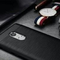 Softcase Carbon Fiber Xiaomi Redmi Note 4 Backcase