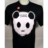 tshirt baju kaos kick out panda