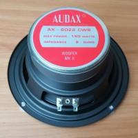 Speaker woofer audax 6 inc spiker audio