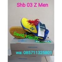 Sepatu Badminton Yonex Shb 03 Z Men Lcw .. Original Yonex B12ba436