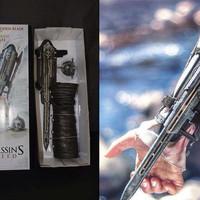 Pirates hidden Blade Senjata Assasin Creed Black flag Assassin
