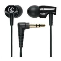 Audio-Technica ATH-CLR100 BK Earphone ( BLACK ) - Hitam