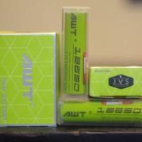 AWT Green Battery 2400mAh 40A Authentic Baterai