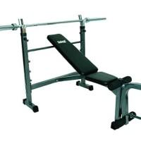 Papan sit up bench press free stick olimpia 5cm | bangku sit up bench