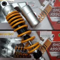 Shock belakang tabung atas adjuster scarlet vario