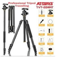NEW Tripod ATTANTA TVT 224MT tripod Monopod kamera mirorrles dslr