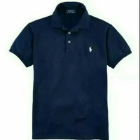 Kaos Polo Shirt Pria Big Size 3XL-4XL Polo Ralph Lauren