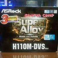 Motherboard H110M-DVS R3.0 Asrock