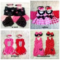 baju bayi perempuan/dres/jumsuit
