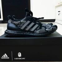 Adidas x Bape Ultraboost (ultra boost) Camo Black