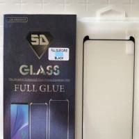 TEMPERED GLASS FULL GLUE 5D CURVE PREMIUM SAMSUNG S9 PLUS FULL COVER