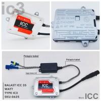 BALAST HID 35 WATT AC Ic3 MERK ICC I Balast HID AC 35 Watt SKU-0625