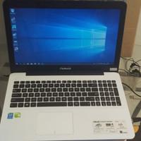 READY BOSS Laptop Asus A555LF X555LF A554LF X554LF i5 8GB Mulus Harga