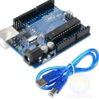 Arduino Uno R3 DIP Version