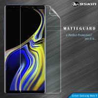 9Skin Matte Guard Ultra MGU FULL Screen Guard Samsung Note 9 - 1 Side