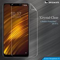 9Skin Crystal Clear CC FULL Screen Guard Pocophone F1 - 1 Side
