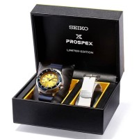 Seiko Baby Tuna Yellow SRPD15 / SRPD15K1 / SRPD15K Limited Edition