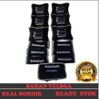 Bantal mobil INNOVA Headrest mobil aksesoris mobil Kode 5411