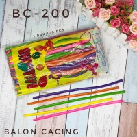 BALON CACING / BALON TWIST / BALON PANJANG / BALON MAGIC