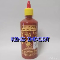 Nang Fah Sriracha Hot Chili Sauce 450gr/Nangfah Hot Chilli