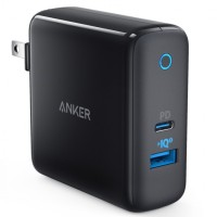 ANKER A2626 PowerPort PD  2 - Dual-Port Charger with PD and PIQ 2.0