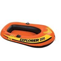 Rubber Boat perahu Karet Explorer 200 intex 58330