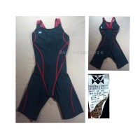 Baju Renang Swimsuit Kneeskin Open Back ZGARK Size XXL Original Murah